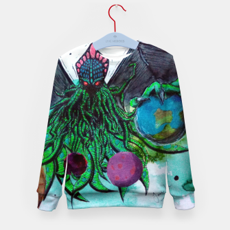 Thumbnail image of My collection Kid's sweater, Live Heroes