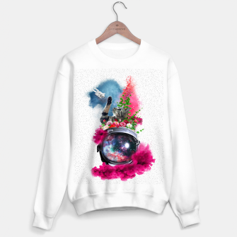 Thumbnail image of Cat's Dream Sweater regular, Live Heroes
