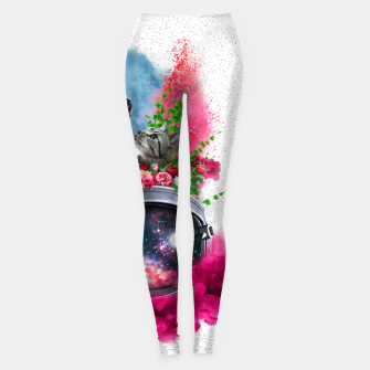 Thumbnail image of Cat's Dream Leggings, Live Heroes