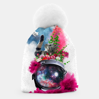 Thumbnail image of Cat's Dream Beanie, Live Heroes