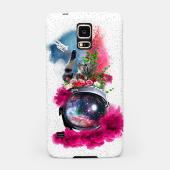 Thumbnail image of Cat's Dream Samsung Case, Live Heroes