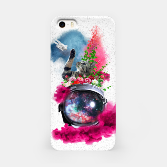Thumbnail image of Cat's Dream iPhone Case, Live Heroes