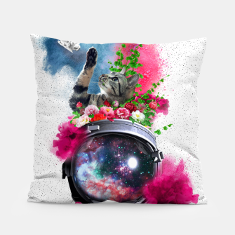 Thumbnail image of Cat's Dream Pillow, Live Heroes