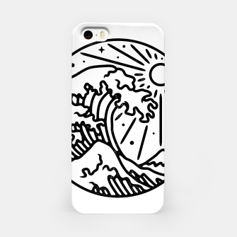Thumbnail image of The Great Wave iPhone Case, Live Heroes