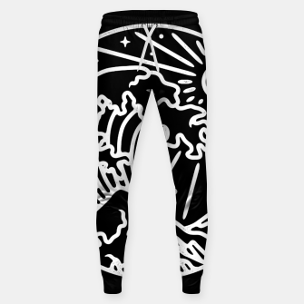 Thumbnail image of The Great Wave Sweatpants, Live Heroes