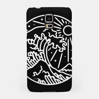 Thumbnail image of The Great Wave Samsung Case, Live Heroes