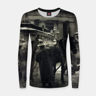Thumbnail image of Photo of Alfred Stieglitz - The terminal 1892 Women sweater, Live Heroes