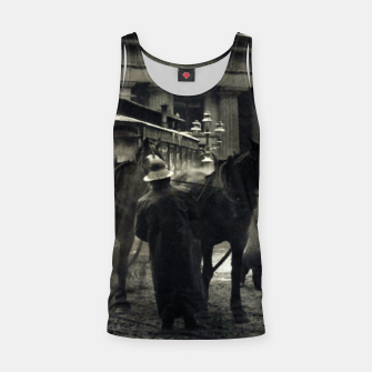 Thumbnail image of Photo of Alfred Stieglitz - The terminal 1892 Tank Top, Live Heroes