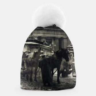 Thumbnail image of Photo of Alfred Stieglitz - The terminal 1892 Beanie, Live Heroes