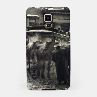 Thumbnail image of Photo of Alfred Stieglitz - The terminal 1892 Samsung Case, Live Heroes