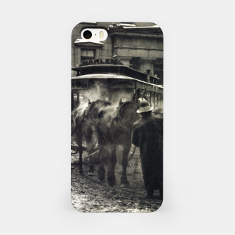 Thumbnail image of Photo of Alfred Stieglitz - The terminal 1892 iPhone Case, Live Heroes