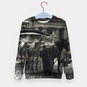 Thumbnail image of Photo of Alfred Stieglitz - The terminal 1892 Kid's sweater, Live Heroes