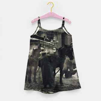 Thumbnail image of Photo of Alfred Stieglitz - The terminal 1892 Girl's dress, Live Heroes