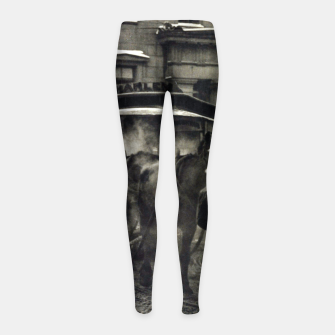 Thumbnail image of Photo of Alfred Stieglitz - The terminal 1892 Girl's leggings, Live Heroes