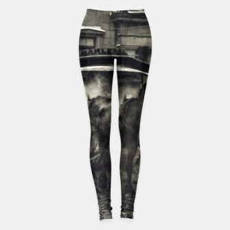 Thumbnail image of Photo of Alfred Stieglitz - The terminal 1892 Leggings, Live Heroes