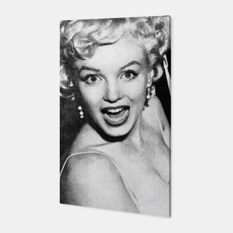 Miniaturka Photo of Marylin Monroe in a party  1955 Canvas, Live Heroes