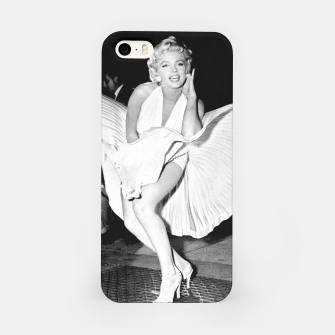 Thumbnail image of Photo of Marylin Monroe from the movie The seven year itch iPhone Case, Live Heroes