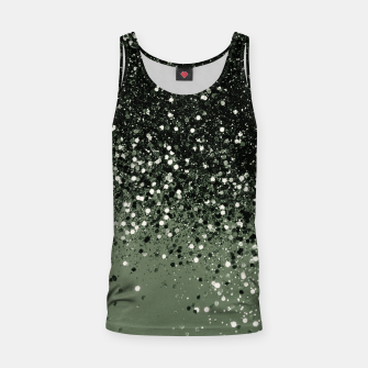 Thumbnail image of Cactus Green Black Glitter #1 (Faux Glitter - Photography) #shiny #decor #art  Muskelshirt , Live Heroes