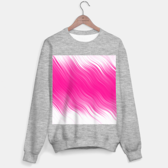 Thumbnail image of Stripes Wave Pattern 10 dpi Sweater regular, Live Heroes