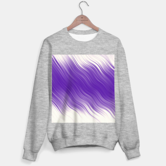 Thumbnail image of Stripes Wave Pattern 10 ppi Sweater regular, Live Heroes