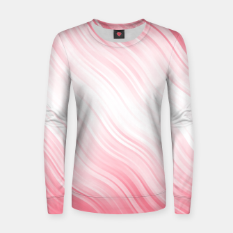Thumbnail image of Stripes Wave Pattern 10 pw Women sweater, Live Heroes