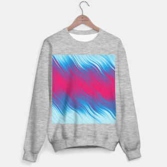 Thumbnail image of Stripes Wave Pattern 10 bpi Sweater regular, Live Heroes