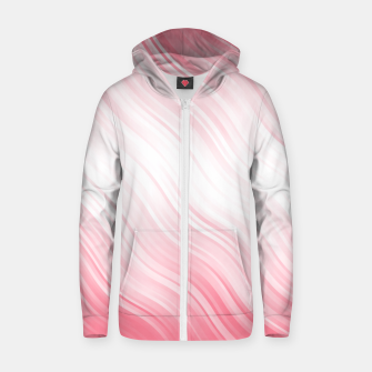 Thumbnail image of Stripes Wave Pattern 10 pw Zip up hoodie, Live Heroes