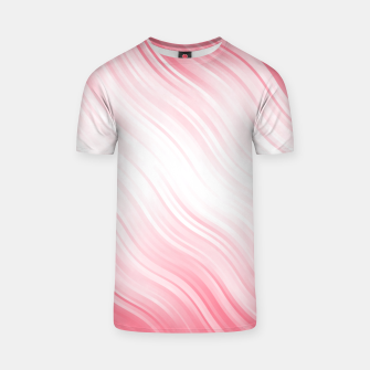 Thumbnail image of Stripes Wave Pattern 10 pw T-shirt, Live Heroes
