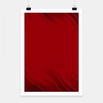 Thumbnail image of Stripes Wave Pattern 10 dr Poster, Live Heroes