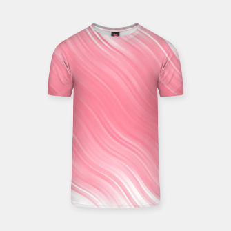 Thumbnail image of Stripes Wave Pattern 10 pwi T-shirt, Live Heroes