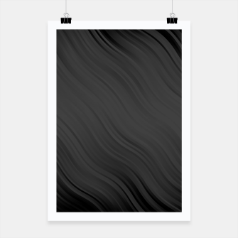 Thumbnail image of Stripes Wave Pattern 10 gr Poster, Live Heroes