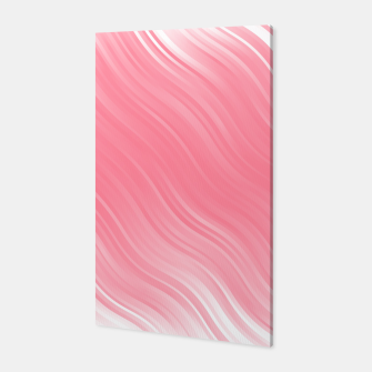 Thumbnail image of Stripes Wave Pattern 10 pwi Canvas, Live Heroes