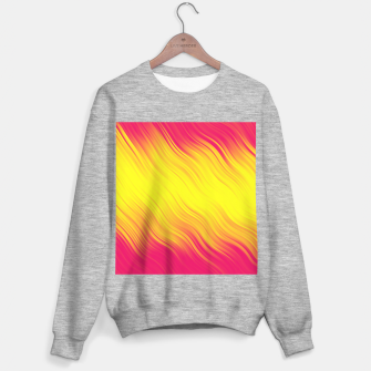Thumbnail image of Stripes Wave Pattern 10 py Sweater regular, Live Heroes