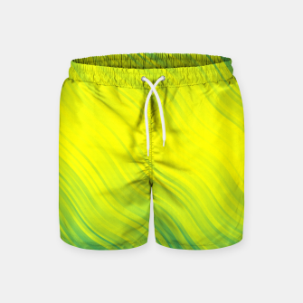 Thumbnail image of Stripes Wave Pattern 10 gy Swim Shorts, Live Heroes