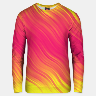 Thumbnail image of Stripes Wave Pattern 10 pyi Unisex sweater, Live Heroes