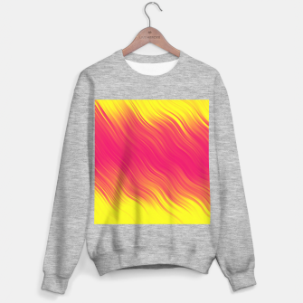 Thumbnail image of Stripes Wave Pattern 10 pyi Sweater regular, Live Heroes
