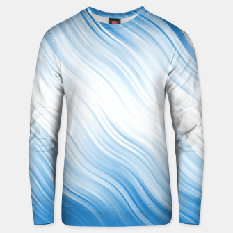 Thumbnail image of Stripes Wave Pattern 10 wb Unisex sweater, Live Heroes