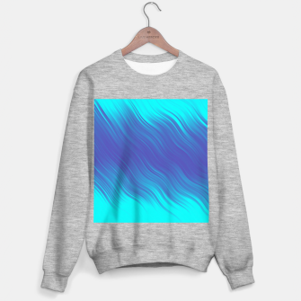 Thumbnail image of Stripes Wave Pattern 10 bti Sweater regular, Live Heroes