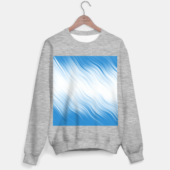 Thumbnail image of Stripes Wave Pattern 10 wb Sweater regular, Live Heroes