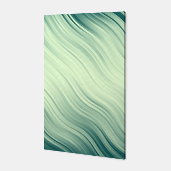 Thumbnail image of Stripes Wave Pattern 10 lg Canvas, Live Heroes