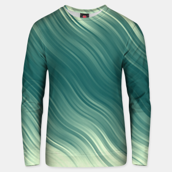 Thumbnail image of Stripes Wave Pattern 10 lgi Unisex sweater, Live Heroes
