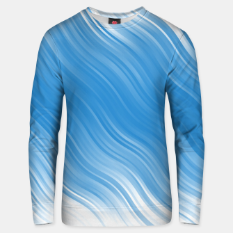 Thumbnail image of Stripes Wave Pattern 10 wbi Unisex sweater, Live Heroes