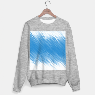 Thumbnail image of Stripes Wave Pattern 10 wbi Sweater regular, Live Heroes