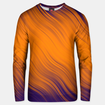 Thumbnail image of Stripes Wave Pattern 10 po Unisex sweater, Live Heroes