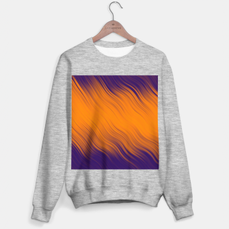 Thumbnail image of Stripes Wave Pattern 10 po Sweater regular, Live Heroes