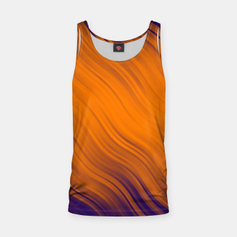 Thumbnail image of Stripes Wave Pattern 10 po Tank Top, Live Heroes