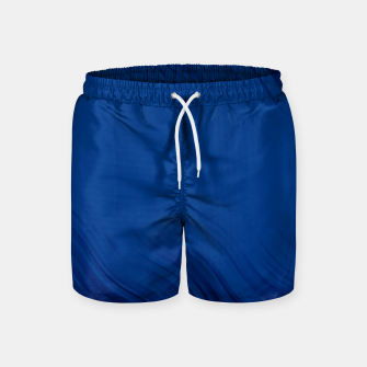 Stripes Wave Pattern 10 db Swim Shorts thumbnail image
