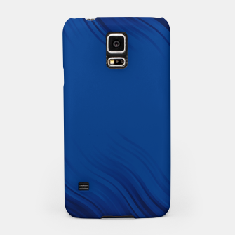 Stripes Wave Pattern 10 db Samsung Case thumbnail image