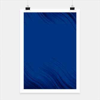 Thumbnail image of Stripes Wave Pattern 10 db Poster, Live Heroes