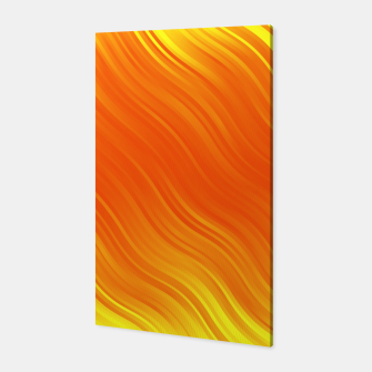Thumbnail image of Stripes Wave Pattern 10 yoi Canvas, Live Heroes